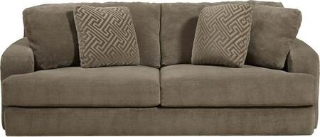 Jackson Furniture Palisades 418603198349274928 Stationary Sofa Gray, Main Image