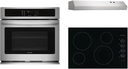 Frigidaire  1107786 Kitchen Appliance Package Stainless Steel, Main image