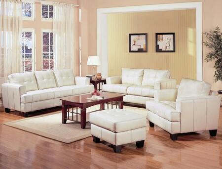 Coaster Samuel 501691SET3 Living Room Set, 1