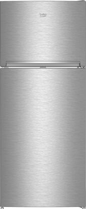 BFTF2715SSIM 28″ Counter Depth Top Freezer Refrigerator with 12.56 cu. ft. Capacity  NeoFrost Dual Cooling Technology  Zone Temperature Adjustability