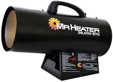 Mr. Heater  MH38QFA Outdoor Patio Heater Black, Main Image