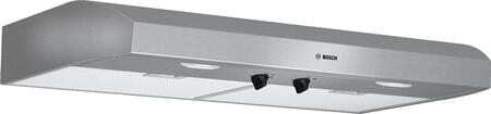 Bosch 500 Series DUH36252UC Under Cabinet Hood Stainless Steel, Main Image