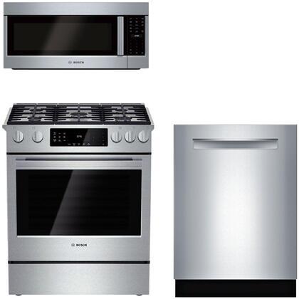 Bosch Benchmark 903882 Kitchen Appliance Package & Bundle Stainless Steel, 1