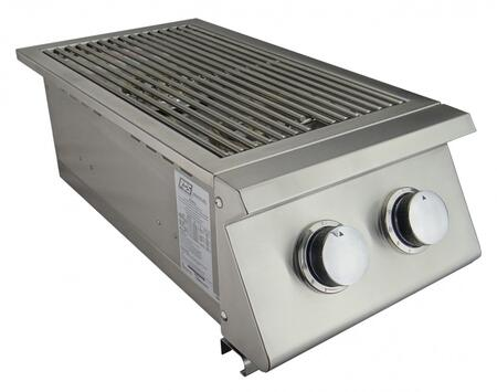 RCS RJCSS Side Burner Stainless Steel, Main Image