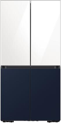 Samsung BESPOKE RF23A9675AP French Door Refrigerator Panel Ready, RF23A9675AP Custom Panel-Ready 4 Door Flex Refrigerator
