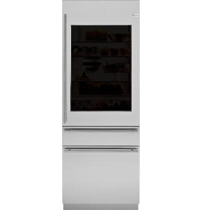 """Monogram  ZKGT304NRH Door Panel , ZKGT304NRH 84"""" European glass-door panel kit"""