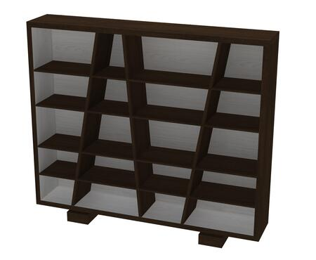 Ideaz International 20600 Bookcase Brown, Main Image