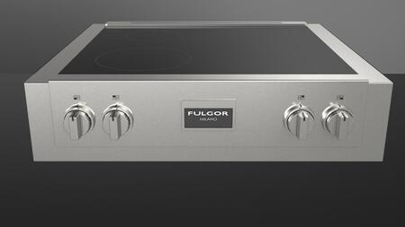 Fulgor Milano 600 Series F6IRT304S1 Induction Cooktop Stainless Steel, 1