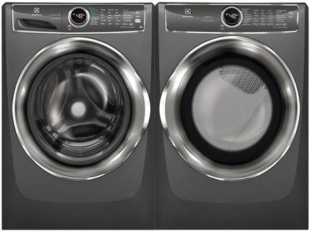 Electrolux  904000 Washer & Dryer Set Slate, 1