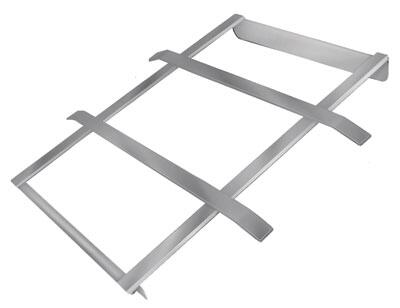 Advance Tabco  DTA60X Commercial Dish Washing Accessory Stainless Steel, Pre-Rinse Sink Slide Bar