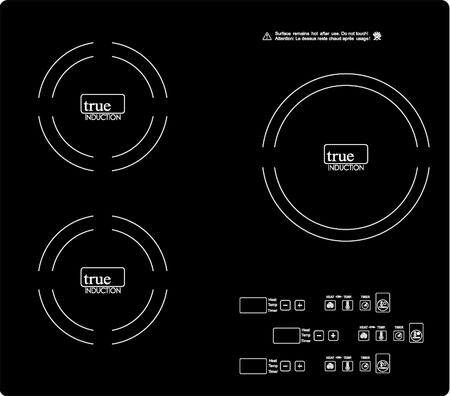 Ti 3b 24 Inch Induction Cooktop