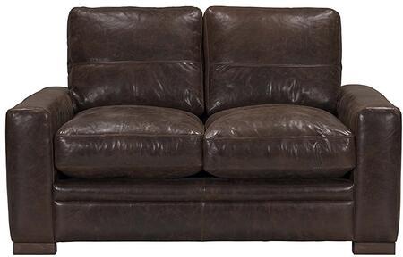 Acme Furniture Modena 54061 Loveseat Brown, 1