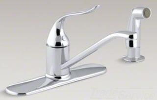 Kohler  K15172FCP Faucet , Image 1