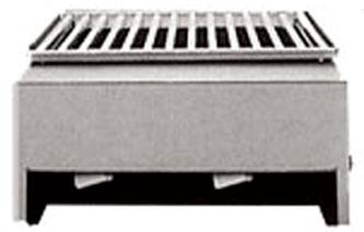 Lazy Man Model A A1TSN Natural Gas Grill Stainless Steel, Main Image
