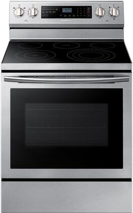 Samsung NE59N6630SS 5.9 Cu. Ft. Stainless Electric Range