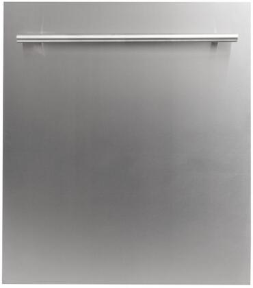DW-304-24 24″ Fully Integrated Dishwasher with 20 Place Settings  3 Mesh Filters  40 dBA  EcoWash Technology  Energy Star Compliant  in 304 Stainless