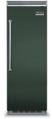 Viking 5 Series VCRB5303RBF Column Refrigerator Green, VCRB5303RBF All Refrigerator