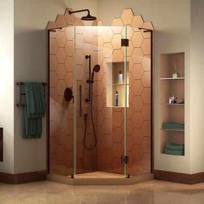 DreamLine  SHEN263434006 Shower Enclosure , Prism Plus Shower Enclosure RS18 ORB E