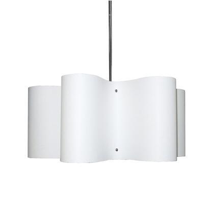 Dainolite ZUL203PCWH Ceiling Light, DL 402da0e016b1510aed9f40d29e1a
