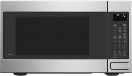 CEB515P2NSS Customizable Professional Collection Countertop Microwave Oven with 1.5 cu. ft. Capacity Convection 1000 Watts 10 Power Levels in