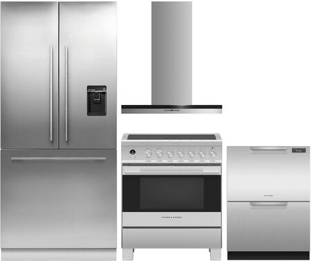 Fisher Paykel  1070119 Kitchen Appliance Package Panel Ready, main image
