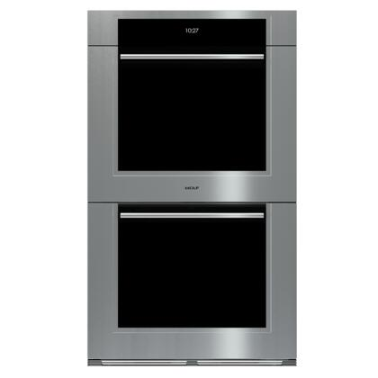 Wolf M Series DO30TMSTH Double Wall Oven Stainless Steel, Main Image