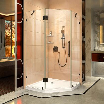DreamLine  SHEN223636009 Shower Enclosure , Prism Lux Shower Enclosure RS40 B 09