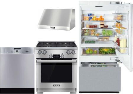Miele 888097 Kitchen Appliance Package & Bundle Panel Ready, main image