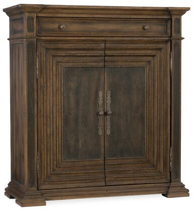 Hooker Furniture Hill Country 596050007MULTI Chest of Drawer, Silo Image