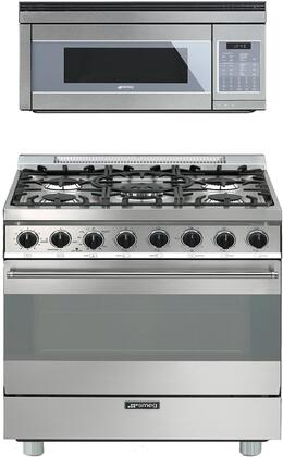 Smeg 890270 Kitchen Appliance Package & Bundle Stainless Steel, 1