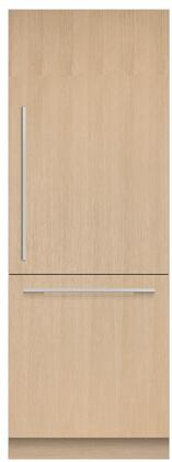 Fisher Paykel Integrated RS3084WRUK1 Column Refrigerator Panel Ready, RS3084WRUK1 Column Bottom Mount Refrigerator