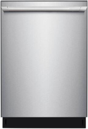 FD24DI 24″ Tall Tub Built In Dishwasher with 16 Place Settings  3 Racks  Vortex Washing  Dobule Drying  Internal Light  Stainless Steel Tub  Energy