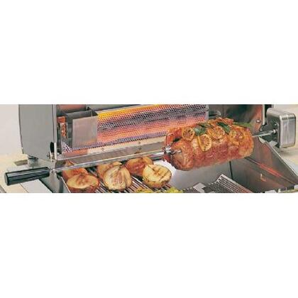 3606G Heavy Duty Rotisserie Kit For Fire Magic Aurora A660 & A540 Series Gas Grills & 30 Inch Charcoal 134382