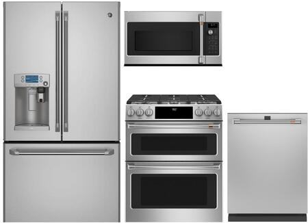 Cafe 681689 Kitchen Appliance Package & Bundle Stainless Steel, Main Image