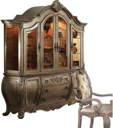 Acme Furniture Ragenardus 61294 China Cabinet Brown, 1