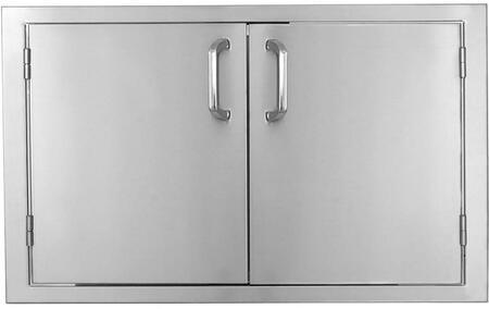 HTX-40-DBLDOOR 36″ Double Access Door in Stainless