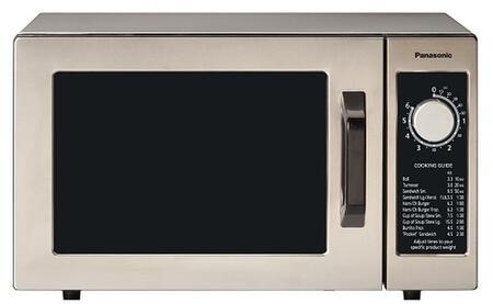 NE-1025F 1000 Watt Commercial Microwave