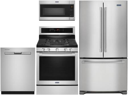 Maytag  771275 Kitchen Appliance Package Stainless Steel, Main image