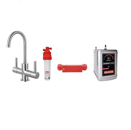 Franke Steel LB13250100HT Faucet Stainless Steel, Main Image