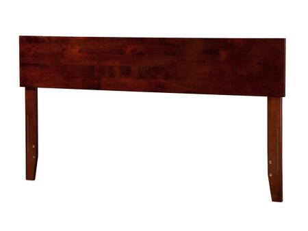 Atlantic Furniture Orlando AR281834 Headboard Brown, AR281834 SILO F 180