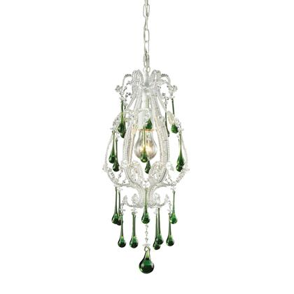 12003/1LM Opulence 1-Lt Pendant in Antique
