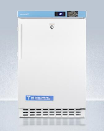 AccuCold  ACR45L Compact Refrigerator White, ACR45L Pharmacy All-Refrigerator