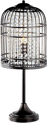 Acme Furniture Remik 40110 Table Lamp Brown, 1