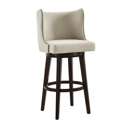 156DS-C013-504B Skye Swivel Upholstered 30
