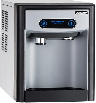 Follett 7 Series 7CI100AIWNFST00 Commercial Countertop Ice Makers and Dispenser Stainless Steel, 7CI100AIWNFST00 Ice and Water Dispenser