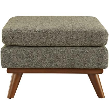 Modway Engage EEI1797OAT Living Room Ottoman Brown, Image 3