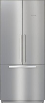 Miele MasterCool KF2981SF French Door Refrigerator Stainless Steel, KF 2981 SF French Door Refrigerator
