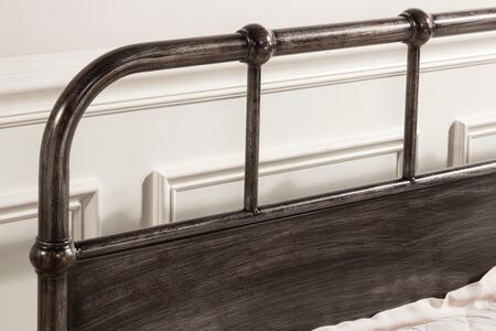 Hillsdale Furniture Grayson 1130HK Bed Black, main image
