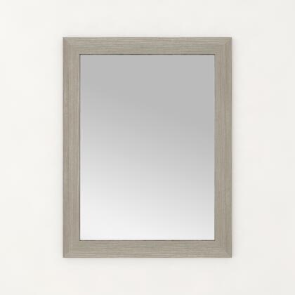 Cutler Kitchen and Bath Silhouette FVMIRROR23X30ARIA Mirror Brown, Main Image