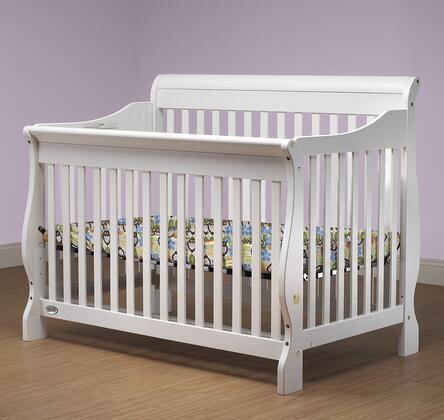 Orbelle  314W Crib White, Main Image